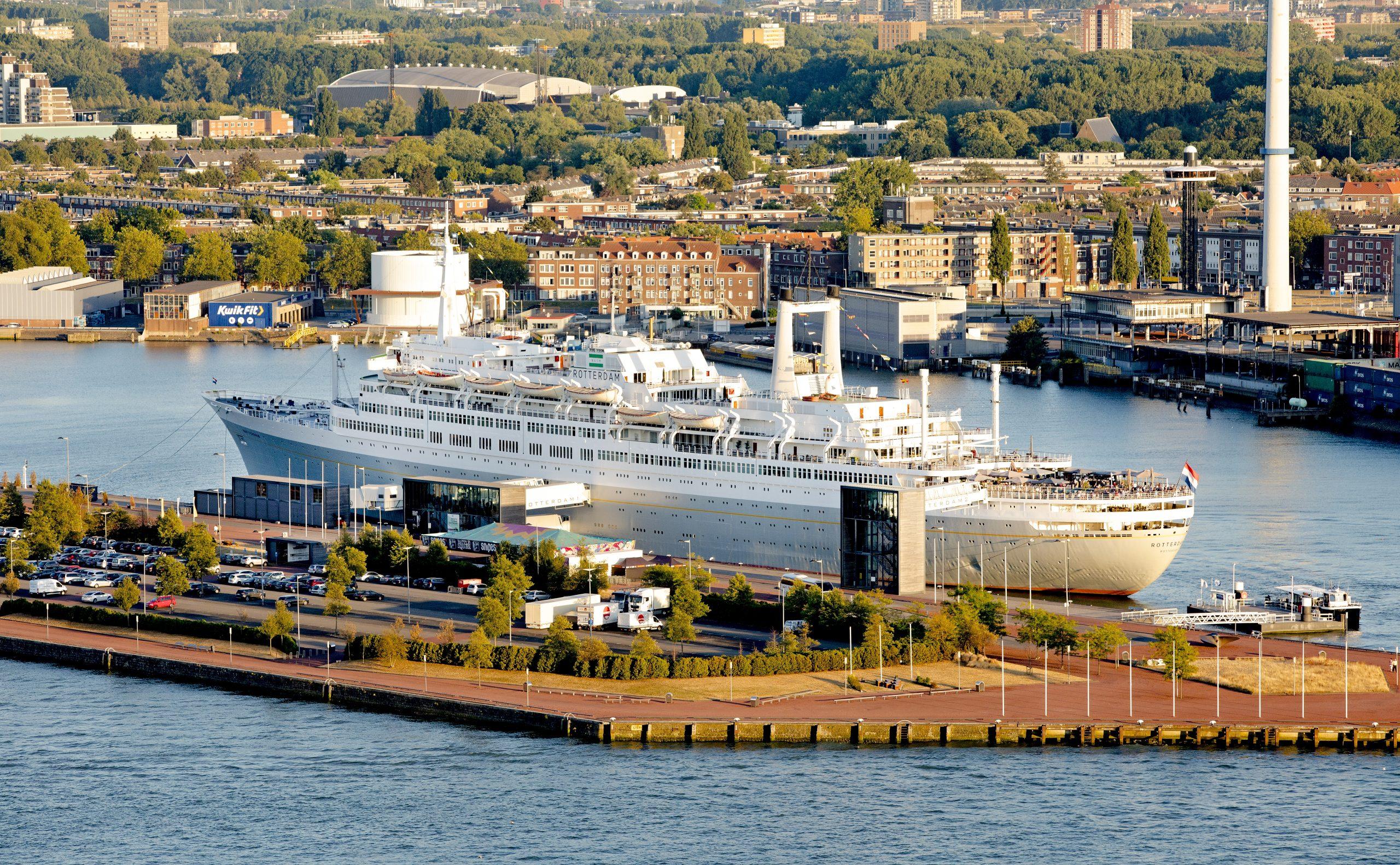 SS Rotterdam - Katendrecht